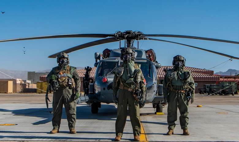 US Department of Defense Tests CBRN Aircrew Protective Suit Upgrade at Nellis Air Force Base