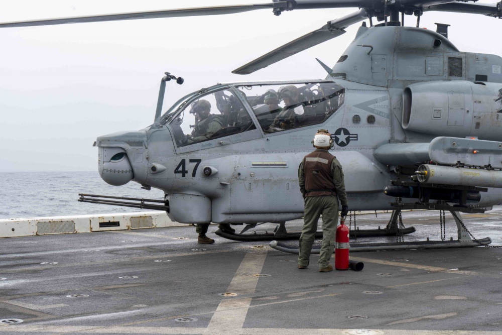 US Navy and Marine Corps Integrate with Joint Forces During Northern Edge 21