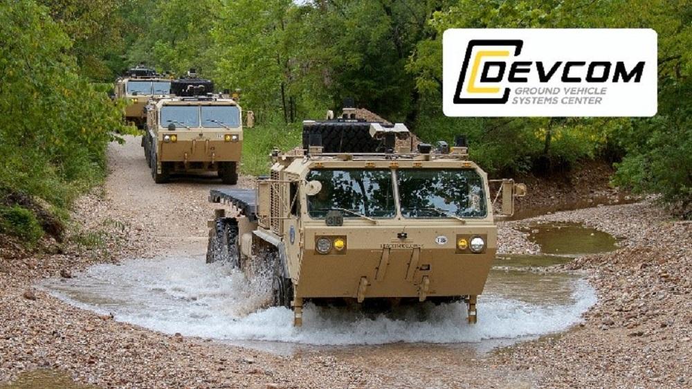 U.S. Army Combat Capabilities Development Command (DEVCOM) Ground Vehicle Systems Center (GVSC)
