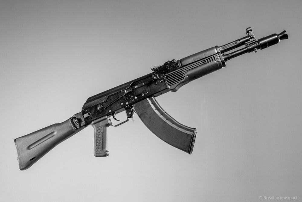 AK-104 7.62mm Kalashnikov Assault Rifle
