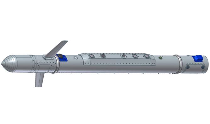 ALQ-231 Intrepid Tiger Pod