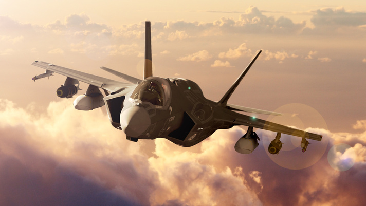 BAE Systems to Supply AN/ASQ-239 Electronic Warfare System for F-35 Lightning II