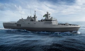 Brazilian Navy's New Type 31 Frigates