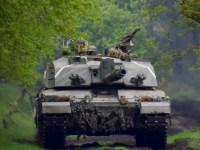 British Army Royal Tank Regiment Prepares for Deployment to Estonia as Core of eFP Battlegroup