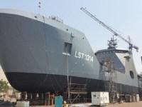 Damen Shipyards Sharjah Launches Landing Ship Tank (LST) for Nigerian Navy