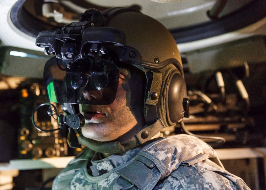 Elbit Systems IronVision Helmet Mounted Display