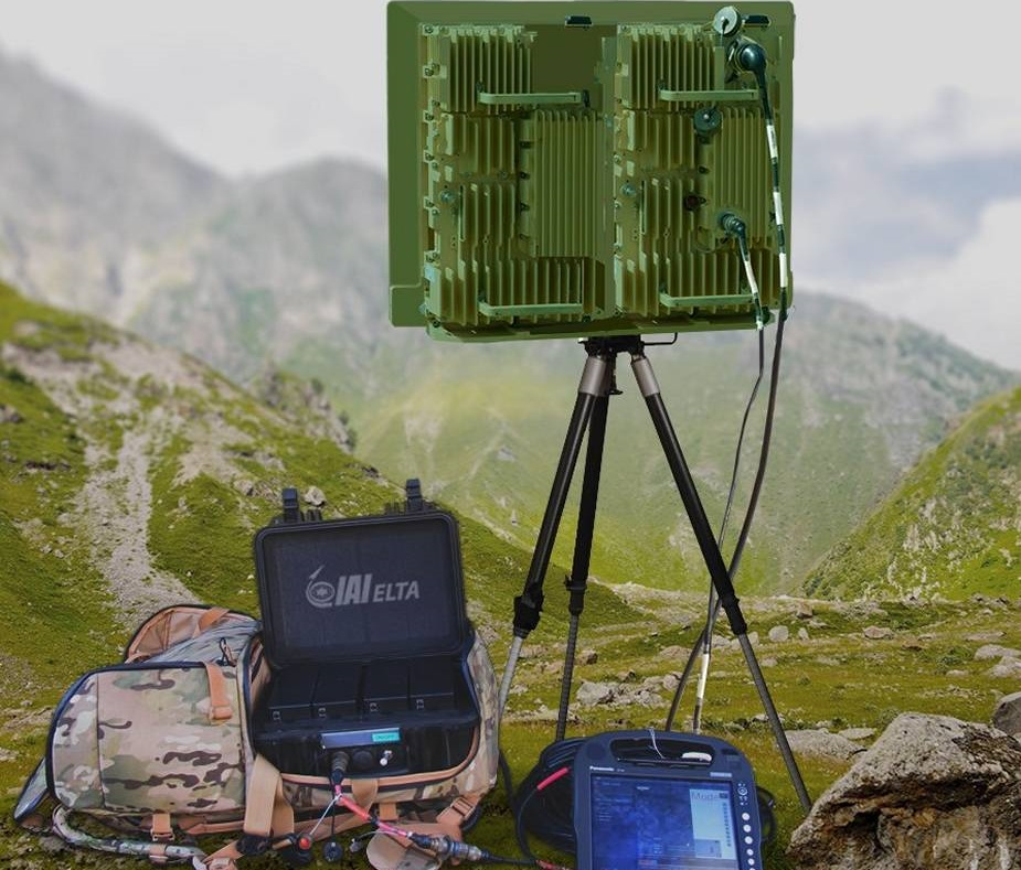 ELM-2180 WatchGuard Radar Ground Surveillance Radar