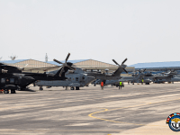 """European """"Top Gun"""" Base graduates four Rescue Mission Commanders"""