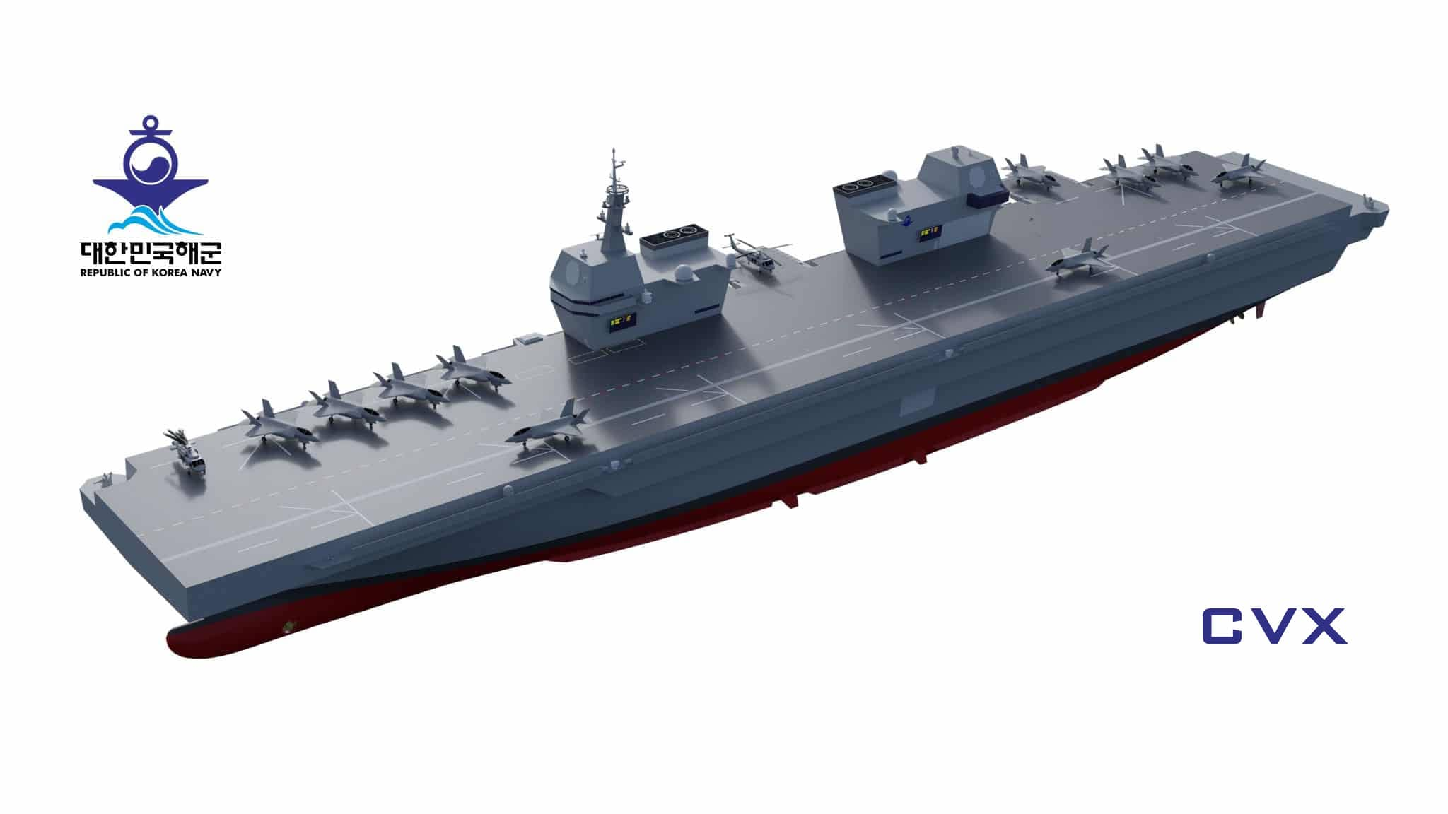 Fincantieri to Support Daewoo in Design of New South Korean Aircraft Carriers