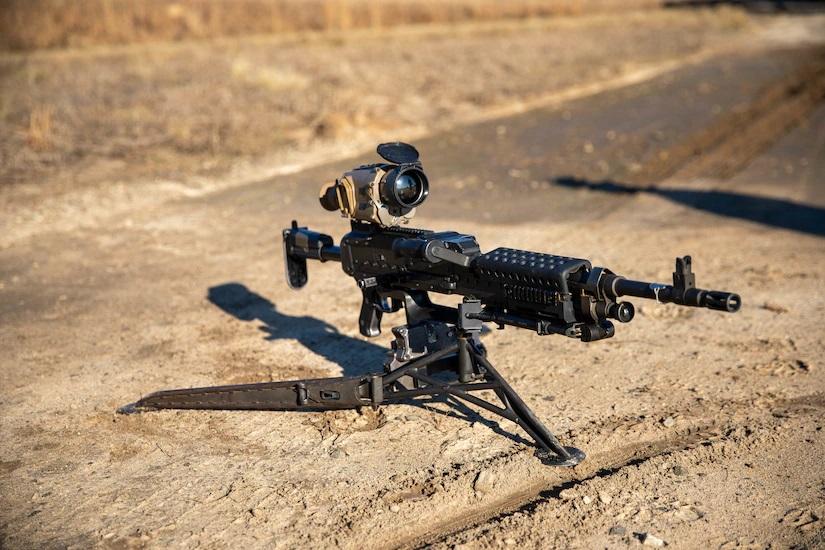 Family of Weapons Sight – Crew Served (FWS-CS) Machine Gun Optic
