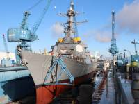 General Dynamics Bath Iron Works Awarded Contract To Continue Providing DDG 51 Lead Yard Services