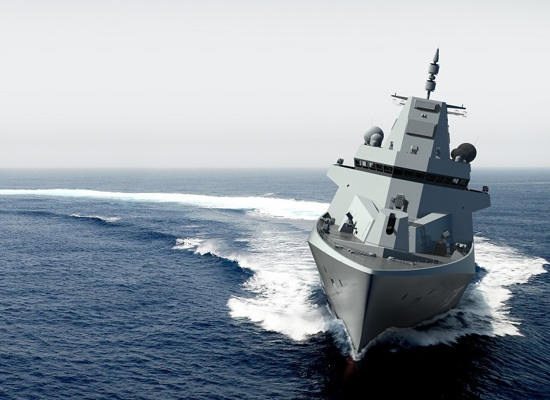 Damen and DNV Signed Contract for German Navy F126 Frigates Classification