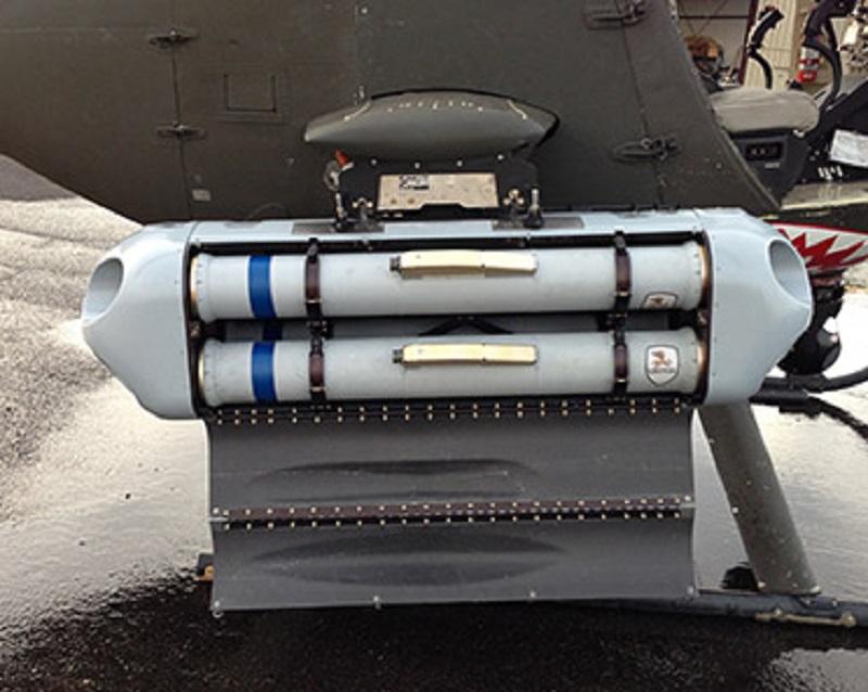 Fulcrum Concepts GLB-4 Griffin B Block II Launcher