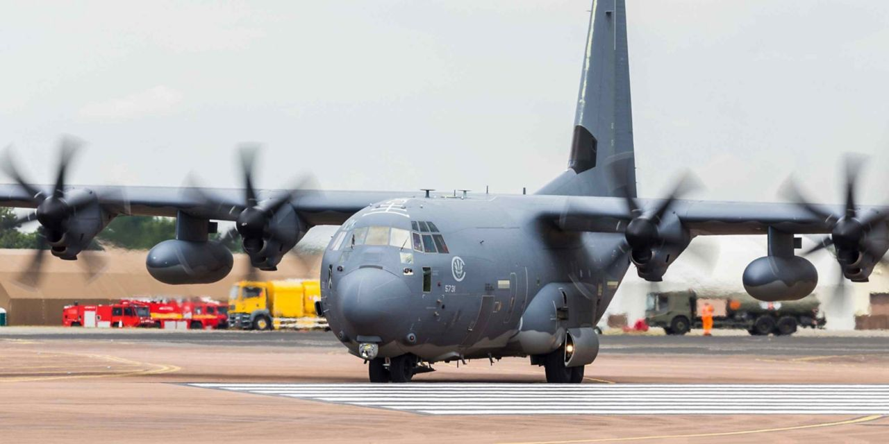 Honeywell Unveils New JetWave Satcom Solution for Military Aircraft Customers