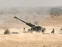 Indian Army test fires Excalibur extended-range guided rounds from M777 howitzers