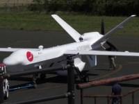 Japan Coast Guard SeaGuardian Remotely Piloted Aircraft