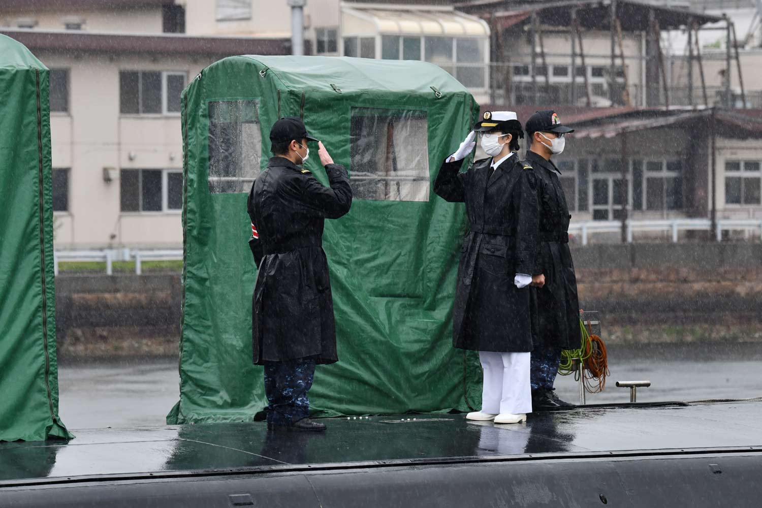Japan Maritime Self-Defense Force Appoints First Female officer to Serve on Attack Submarines