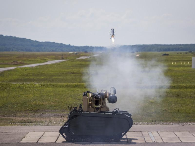 Qinetiq North America's Robotic Combat Vehicle-Light (RCV-L)