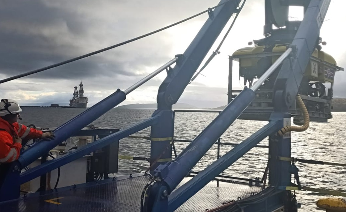 JFD Demonstrates Capabilities During NATO Submarine Rescue System (NSRS) Exercise
