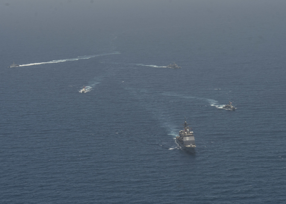 Kuwait and US Naval Forces Complete Bilateral Maritime Exercise Eager Defender 21
