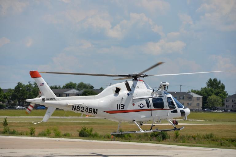 Leonardo TH-73A Training Helicopter