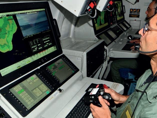 Leonardo Tactical Observation and Surveillance System (ATOS)
