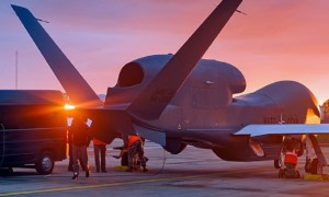 NATO Alliance Ground Surveillance Force Training for Sustained Operations