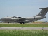 Pakistani Air Force IL-78 Refueling Aircraft