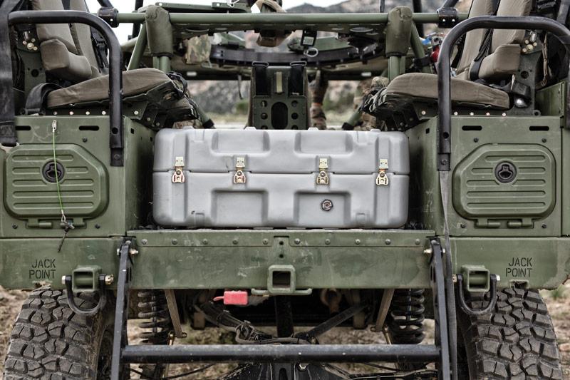 Peli-Hardigg Light Lift Tactical Case Line