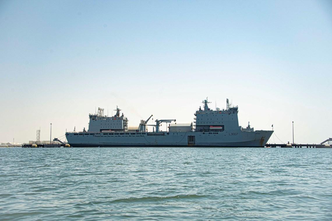 Royal Navy RFA Cardigan Bay (L3009) Completes Four-year Gulf Mission