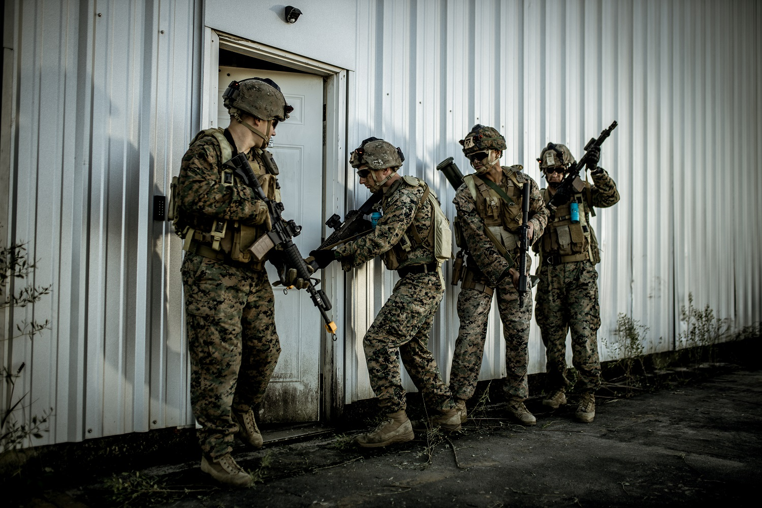 Saab Awarded US Marine Corps Contract for Marine Corps Training Instrumentation Systems