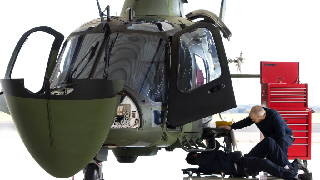 Swedish Armed Forces Helikopter 15