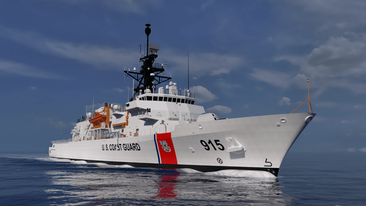 U.S. Coast Guard Offshore Patrol Cutter (OPC)