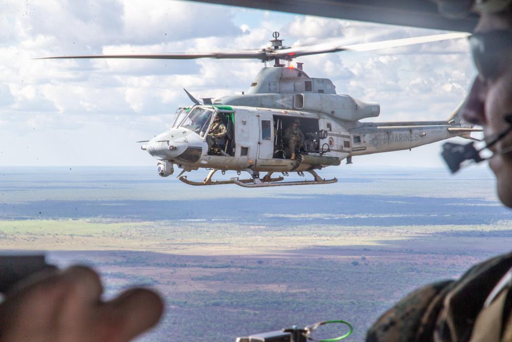 US Australian Japanese Militaries Complete Exercise Southern Jackaroo