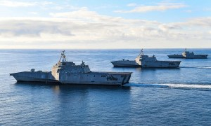 General Dynamics Mission Systems Continues Support for US Navy's Independence-Class Combat System