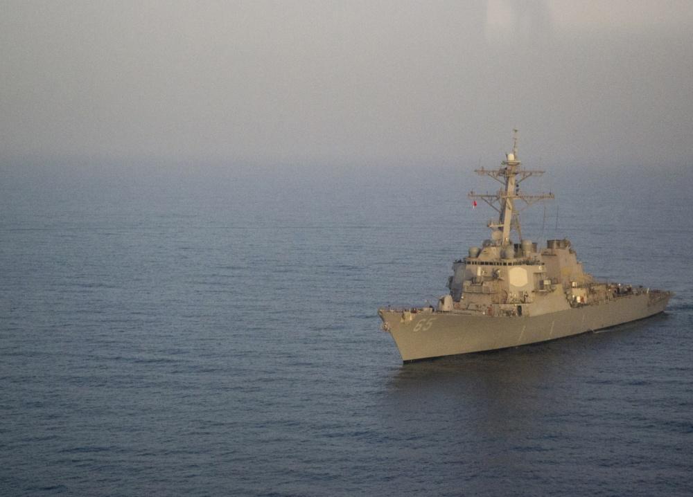 U.S. Navy Guided-missile destroyer USS Benfold (DDG 65)