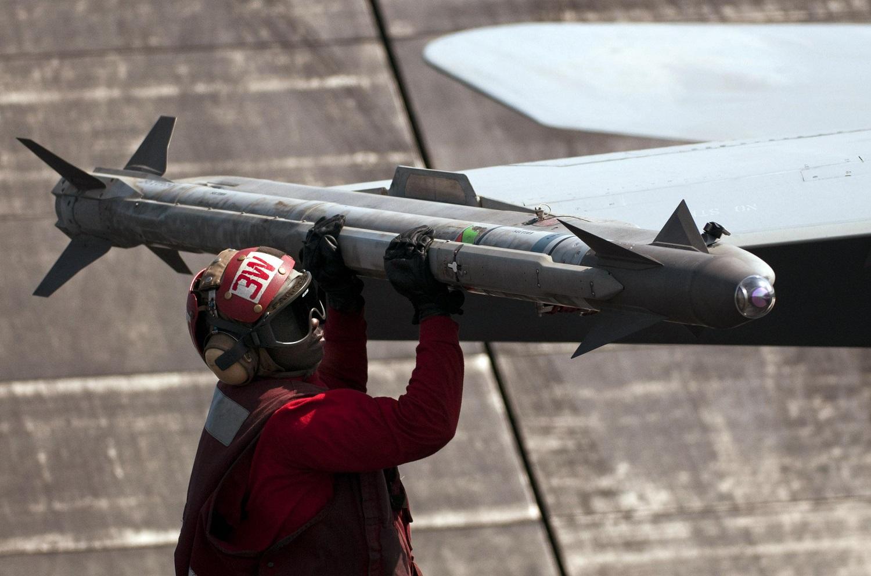 AIM-9X Sidewinder Block II Tactical Missiles