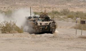 Armored Multi-Purpose Vehicle (AMPV) undergoes rigorous testing at Yuma Proving Ground