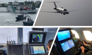 BIRD Aerosystems Delivers ASIO Maritime Task Force Solution to Undisclosed African Nation