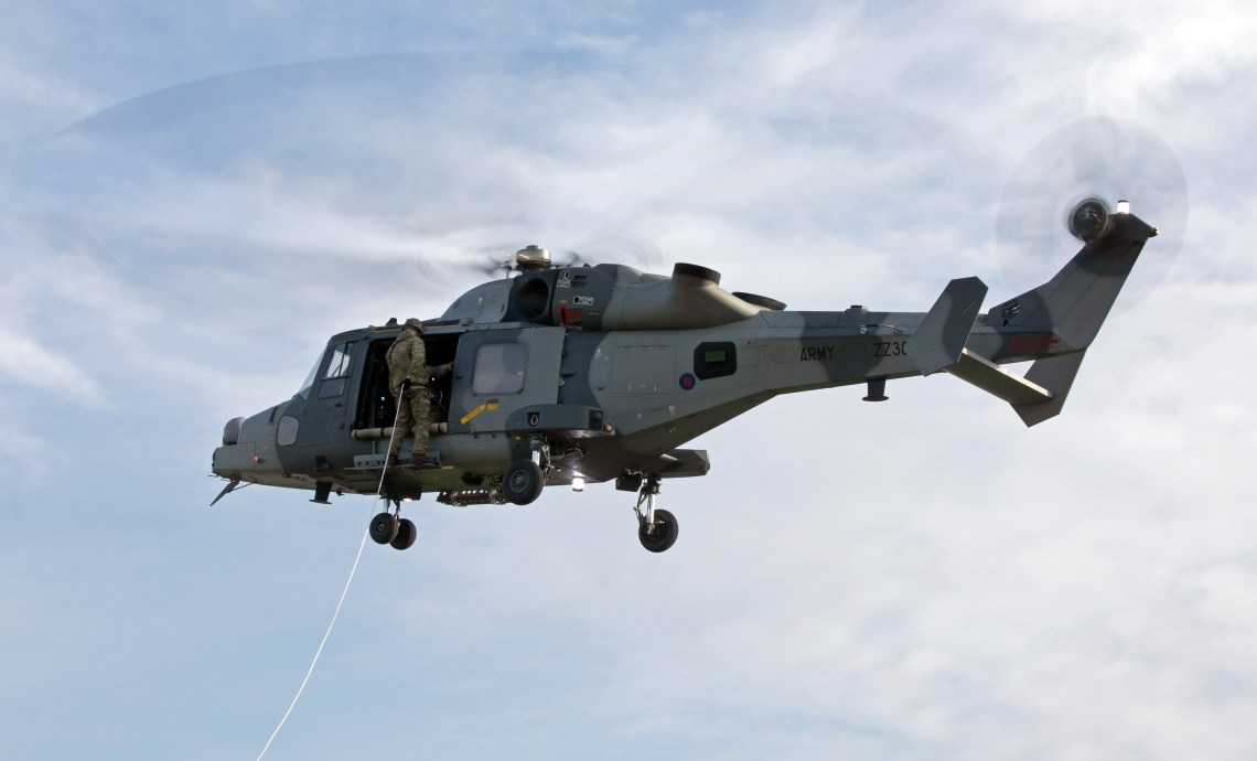British Army Aviation to Form Reconnaissance and Attack Brigade for the First Time