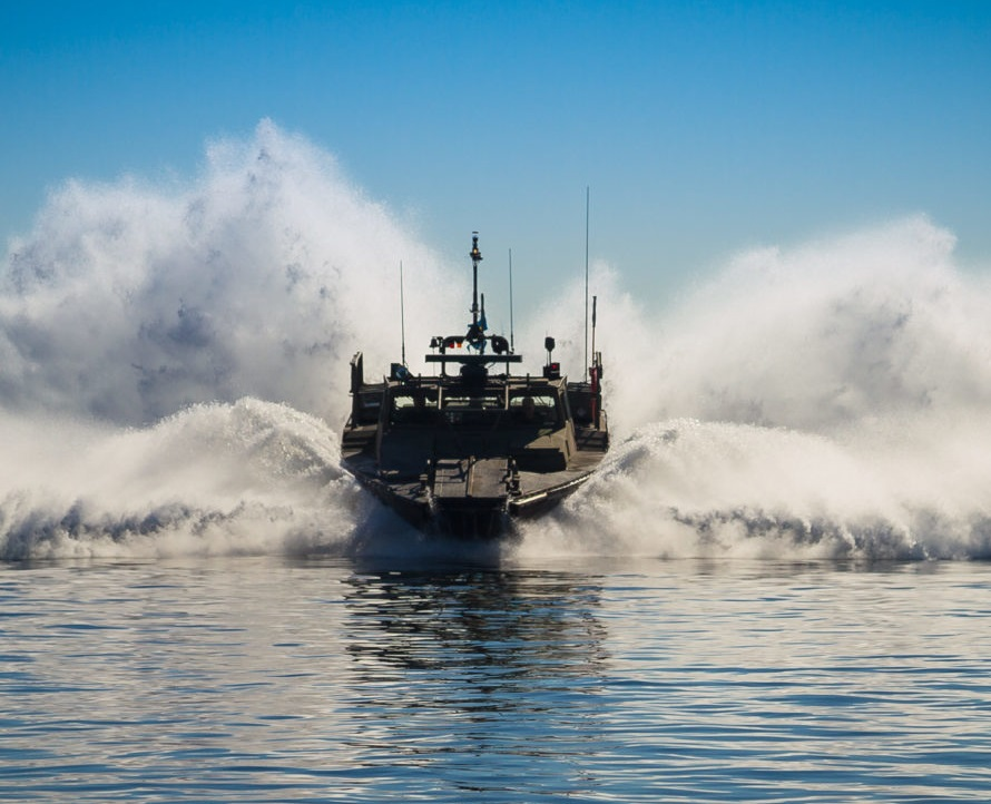 Docksta CB 90HSM Combat Boat