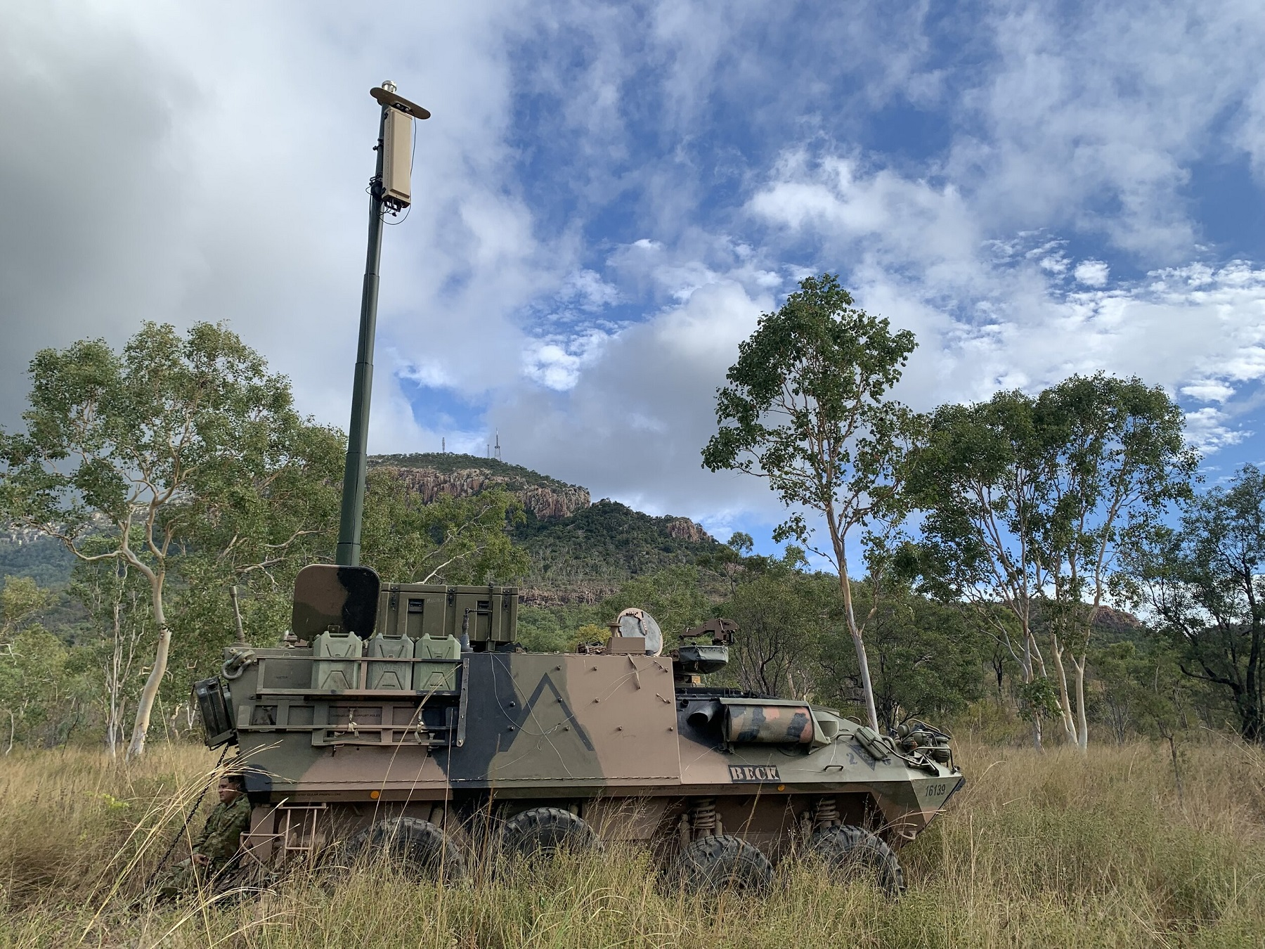 DroneShield to Supply RfOne MKII Long-range Sensors to Australian Army