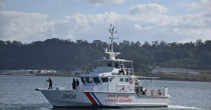 Philippine Coast BRP Kalanggaman (FPB-2404)