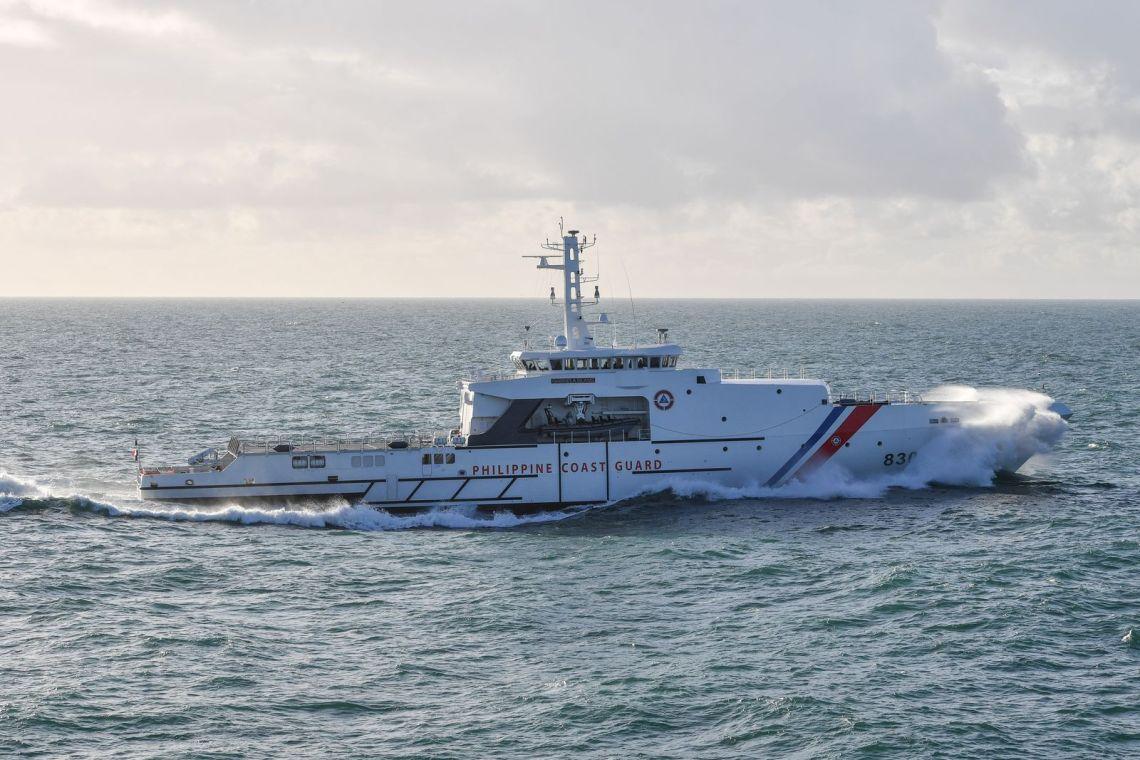 Philippine Coast Guard BRP Gabriela Silang (OPV-8301)