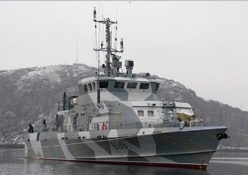 Russian Navy Grachonok-class Anti-saboteur Boats