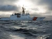 USCGC Bertholf (WMSL-750), the first Legend-class National Security Cutter