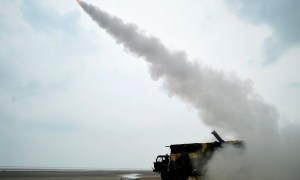 Indian's DRDO Successfully Flight-tests Akash-NG Surface-to-air Missile