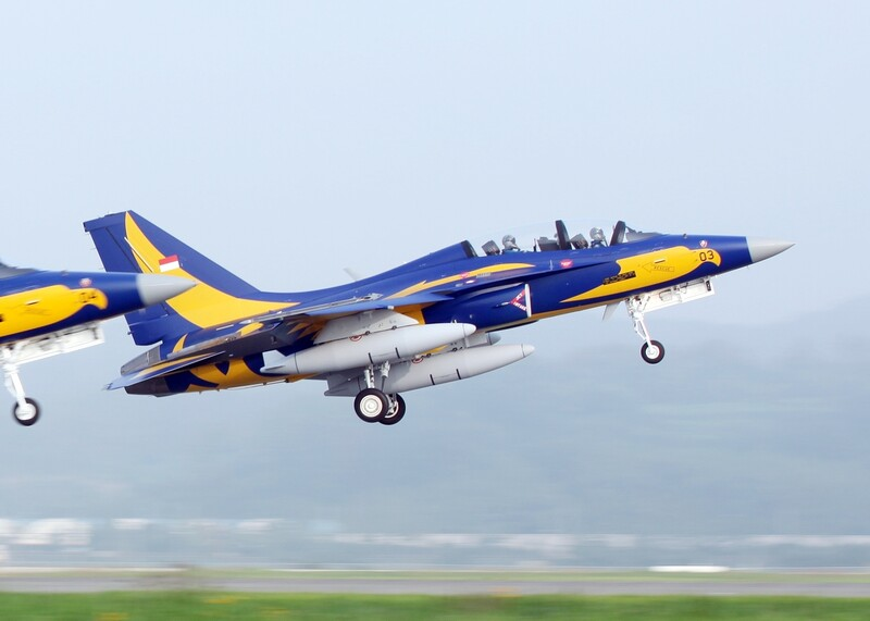 Indonesian Air Force to Buy Another Six Korea Aerospace Industries T-50i Advanced Jet Trainer