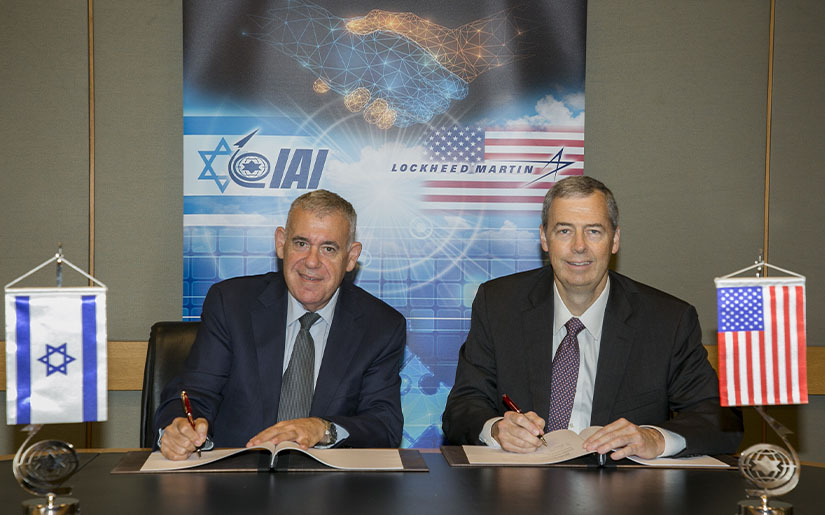 Lockheed Martin and IAI to Cooperate in Integrated Air and Missile Defense (IAMD) Systems