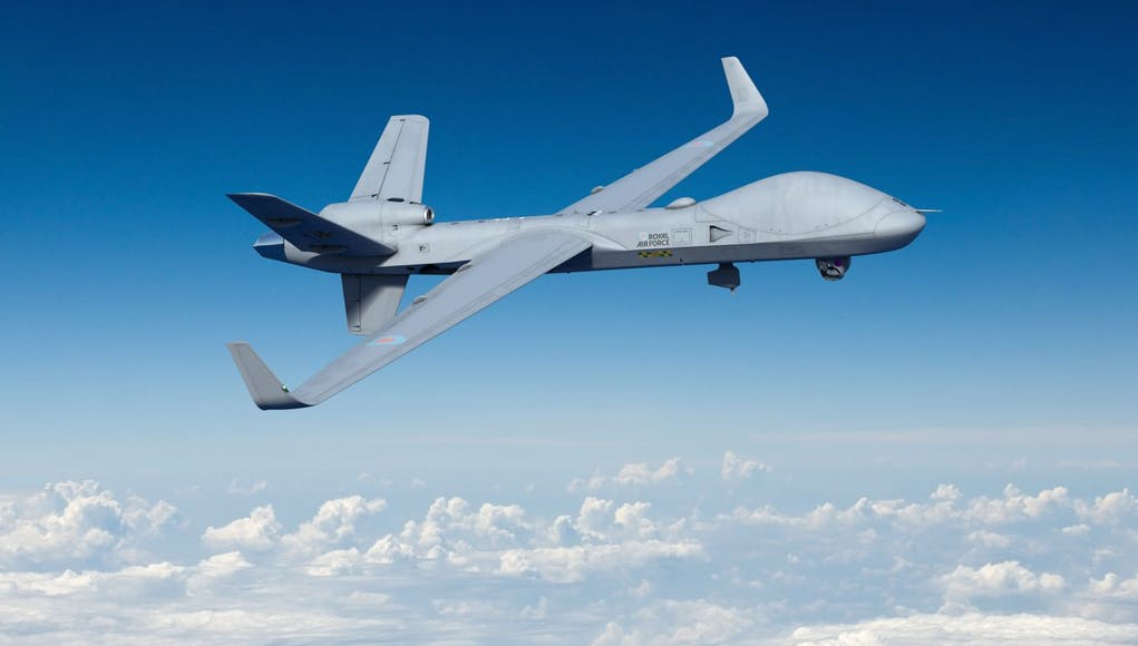 Royal Air Force Protector Remotely Piloted Aircraft System